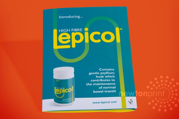 Health Supplement Pharmaceutical Printing