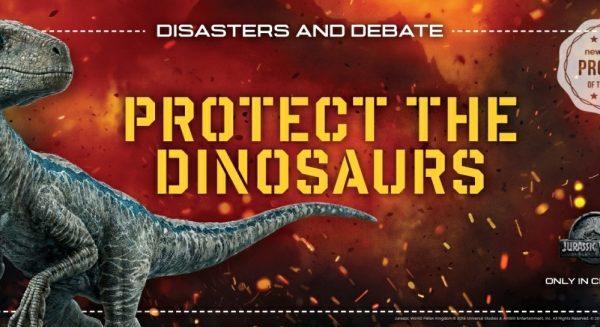 Jurassic World Resource Film Pack Printing