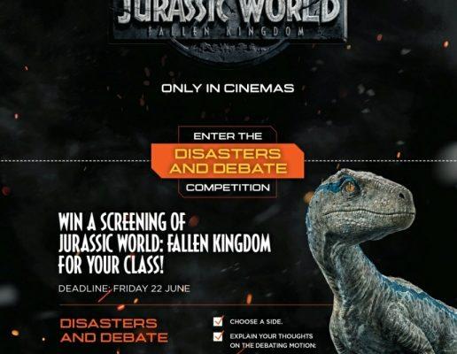 Jurassic World Poster Printing
