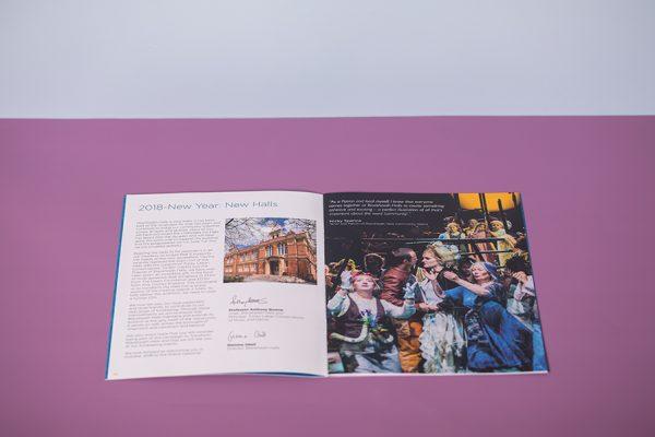 Blackheath Halls brochure