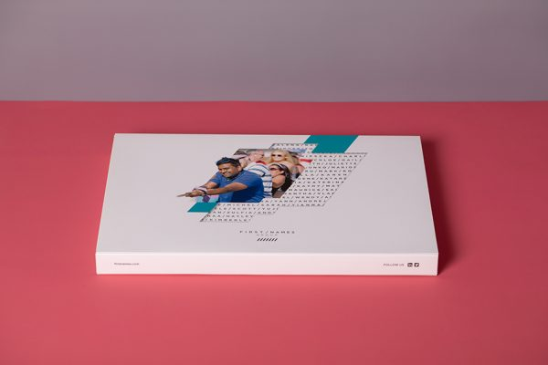 Printed Brochure Box