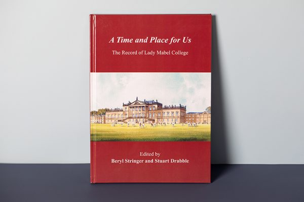 Hardback case bound book