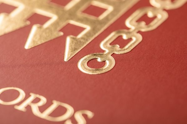 Hot Foil Printing and Emboss Printing with Newton Print