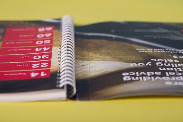 Half-Canadian Binding Books