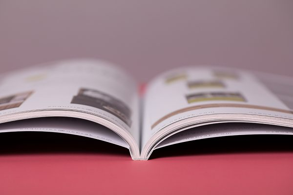 PUR perfect bound book printing
