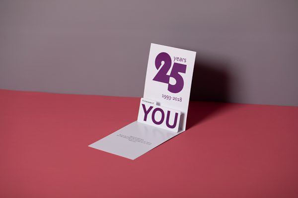 Custom printed 3D pop up cards with Newton Print