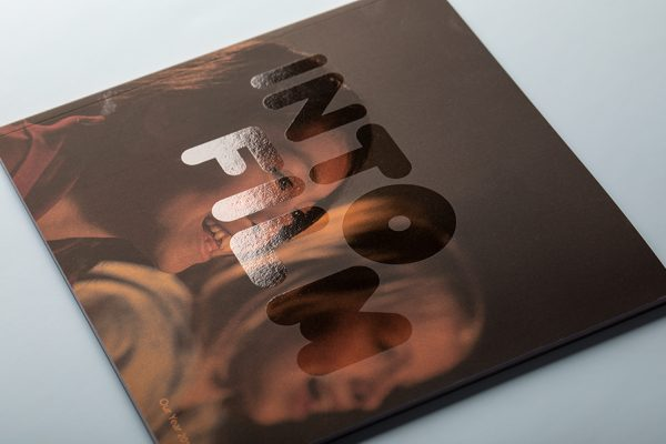 Spot UV and Soft Touch Laminate Brochure