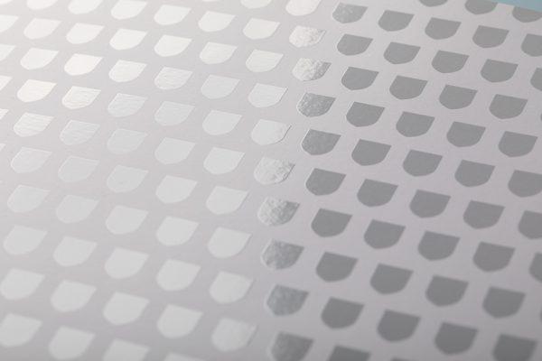Spot UV varnish printing