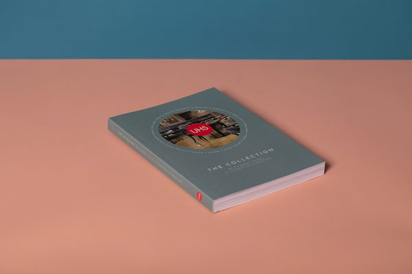 Perfect Bound Book Printing for UHS Catalogue
