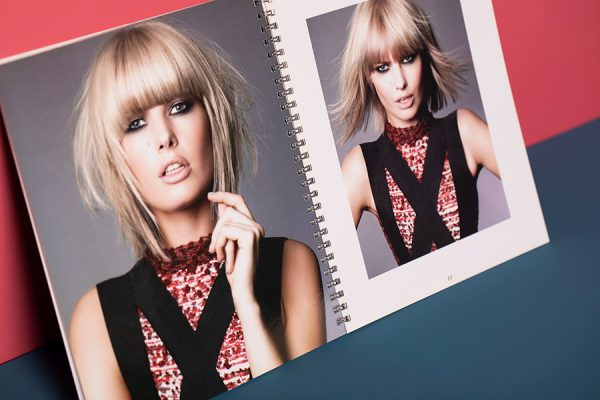 L'Oreal Branded Lookbook Printing