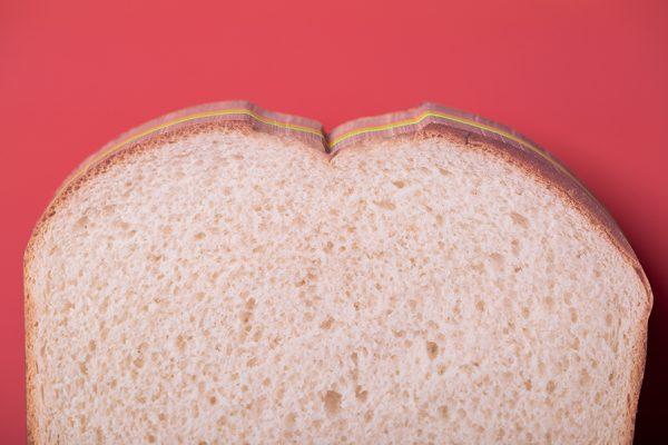 Die Cut Sandwich Pad Printing