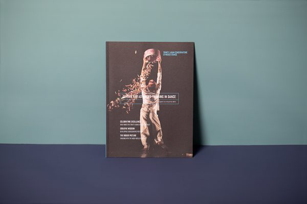 Trinity Laban award-winning magazine printing