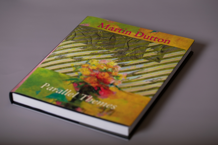Case Binding Hardback Book with Foiled Cover