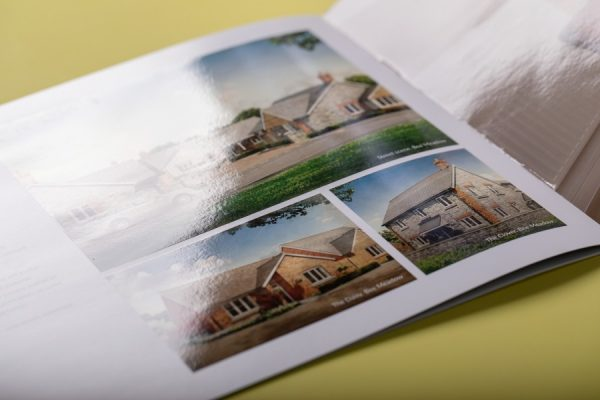Property Marketing Brochure Printing with Newton Print