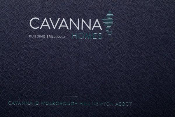 Cavanna Homes Development Brochure Printing