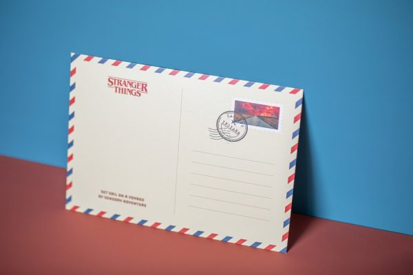 scented card with 6 scents   Award-Winning Project of the Month   Newton Print