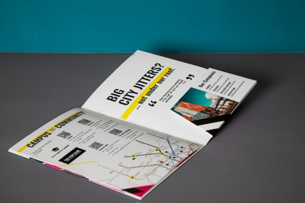 pocket brochures with wheel charts and volvelles