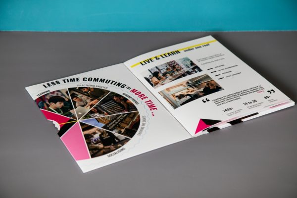 Volvelles and wheel chart brochure printing