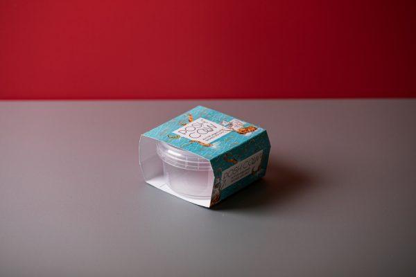 Posh Cow Dairy Luxury Packaging Food Sleeves UK
