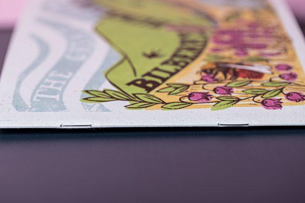 Bumblebee Trust Die Cut Pocket Brochures
