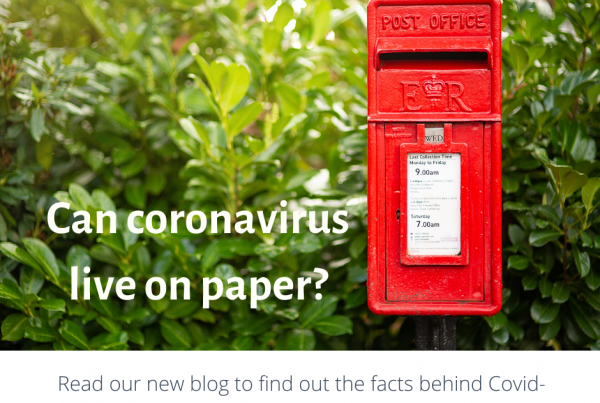 Can Coronavirus live on paper? Myths and facts with Newton Print
