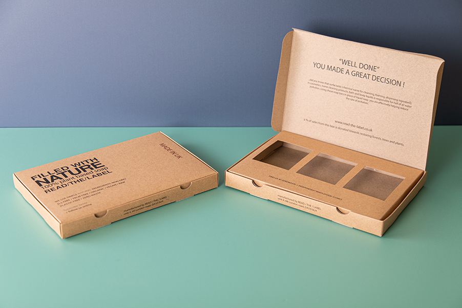 Custom Food Packaging Printing with Newton Print