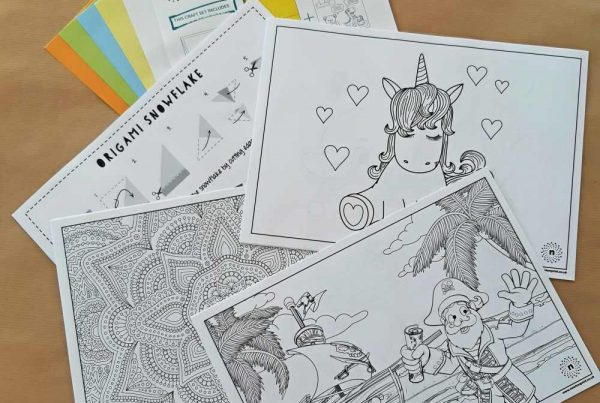 Free Craft Packs by Newton Print