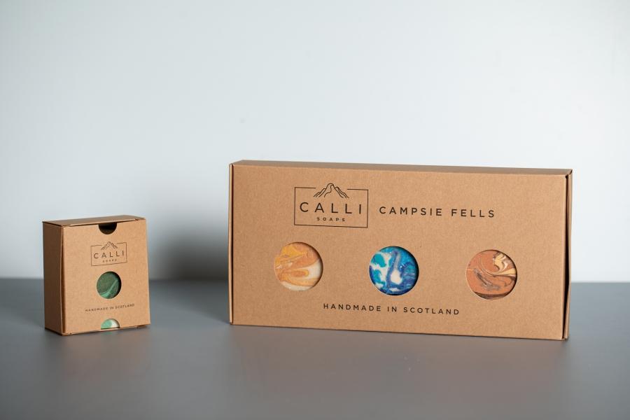 Skillet cartons and box printing with Newton Print