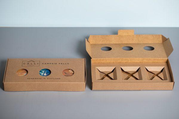 Custom Tuck End Box Printing with Newton Print