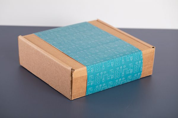 Belly Band Packaging Printing UK with Newton Print