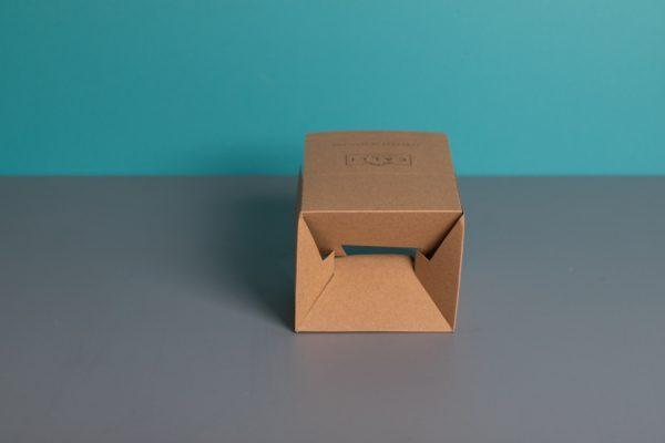 Crash Lock Boxes - snap lock bottom box printing with Newton Print