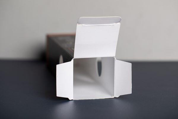 Rare and Pasture Salami Packaging Box Printing with Newton Print