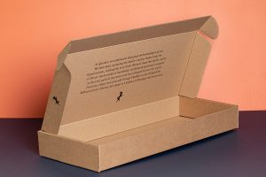 Quickes Cheese Tasting Letterbox Packaging with Newton Print