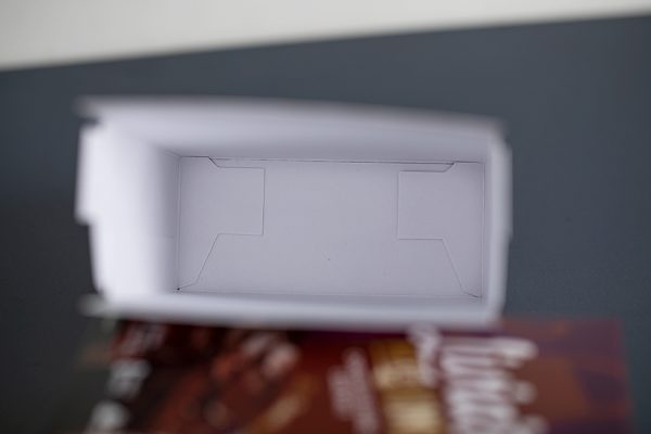 Skillet box packaging printing with Newton Print