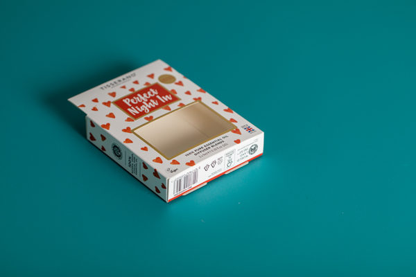 Tisserand Aromatherapy custom retail box printing with Newton Print