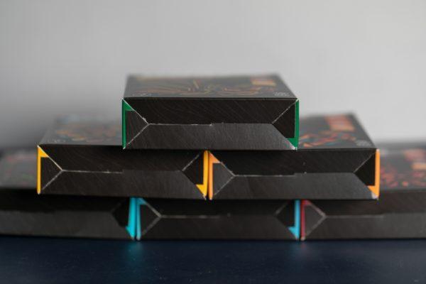 Crash Lock Tapered Box Printing - Custom Packaging by Newton Print 2