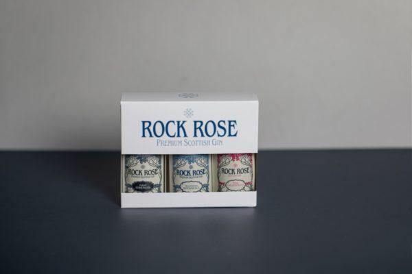 Miniature Bottle Boxes - Custom Printed Packaging by Newton Print 1