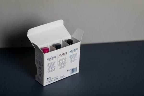 Miniature Bottle Boxes - Custom Printed Packaging by Newton Print 3